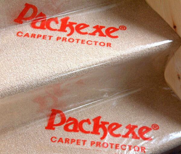 Packexe Carpet Protector film