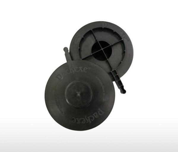 Packexe Fleece 76mm capstans for the dispenser