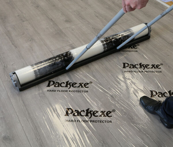 Packexe hardfloor protector