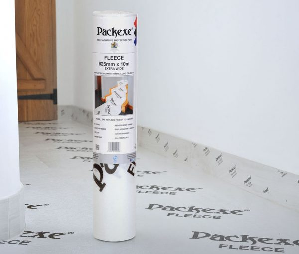 Packexe Fleece on site QA